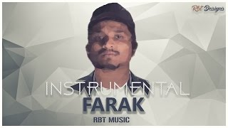 Farak - DIVINE | INSTRUMENTAL | Produced by RBT MUSIC
