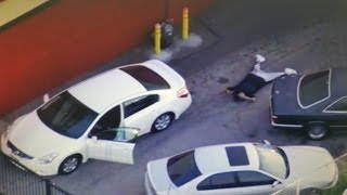 Los Angeles Police Chase (April 14, 2017) 2