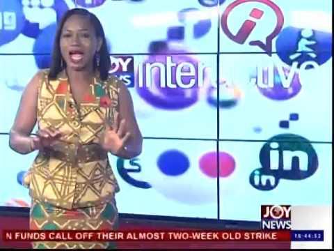 Ghana Parliament Made in China - Joy News Interactive (5-11-14)