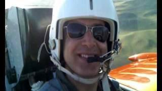 Ofer Adler - Attitude Aviation California L39 jet flight