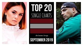 TOP 20 SINGLE CHARTS ♫ best of SEPTEMBER 2019 [Ö]