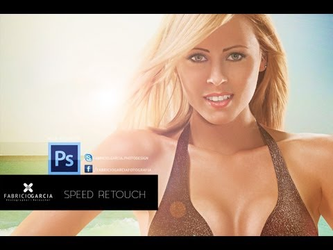 Hot Girl - Retouch and manipulation (#Photoshop Cs6  |  #Photoshop CC) Tutorial Photoshop