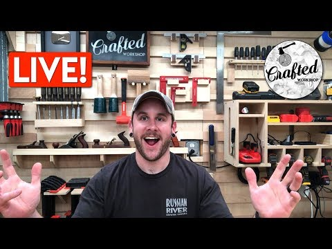 Crafted Workshop Live! Let's talk French cleats!