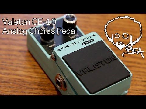 Valeton CH-10 Analog Chorus Pedal