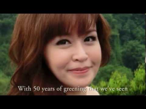 50 years of Greening_Lorraine Tan 陈莉芯_ Ballad Song for National Parks Board of Singapore