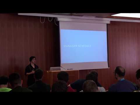 Drupal Camp Alpe-Adria 2014: Swizec Teller  - Why programmers work at night