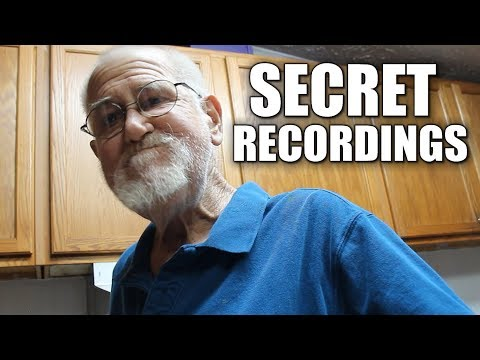 GRANDPA'S SECRET TAPES!