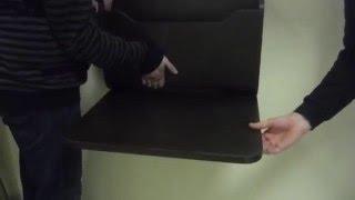 AKM-MEBEL ПРЕДСТАВЛЯЕТ: настенный стол откидной Ai
