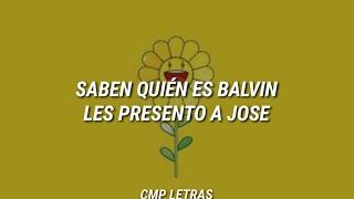 J Balvin - Amarillo (con letra)