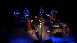 Eels with strings live at Town Hall NYC - Bus Stop Boxer