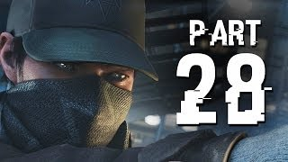 Watch Dogs Walkthrough Part 28 - UNSTOPPABLE FORCE
