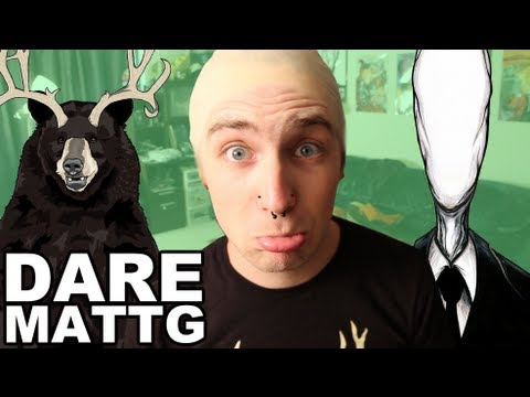 Dare MattG - 35 (PLAYING SLENDER, I'm Bald Now, Wigs For Cats) - Dare MattG - 35 (PLAYING SLENDER, I'm Bald Now, Wigs For Cats)