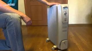 видео масляные радиаторы delonghi купить
