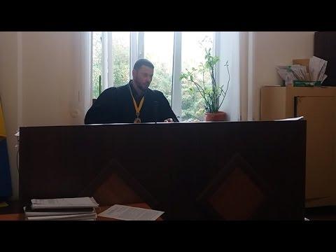 Житомирский судья вопреки закону запретил журналистам производить съемку заседания