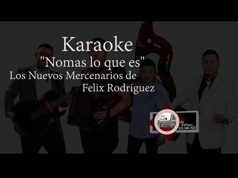 karaoke---nomas-lo-que-es---los-nuevos-mercenarios-de-felix-rodriguez