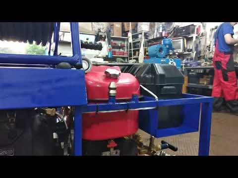 Каналопромывочная установка для прочистки труб 50/190I - Shop-AVD.ru