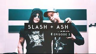"""Double interview of The Hudson Brothers…Slash (Guns N' Roses, Velv..."