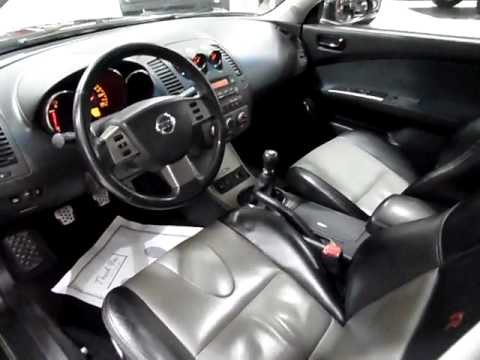 nissan altima se r 2006 - youtube