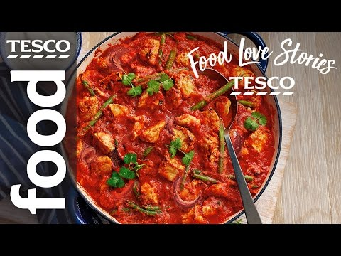 How To Make Chicken Curry Tesco Food Love Stories Davids