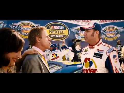 With All Due Respect - Ricky Bobby.flv