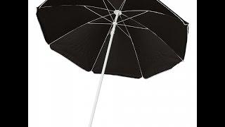 Обзор и распаковка! Зонт пляжный Fox No Fly Zone Beach Umbrella (20172-001-OS)