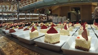 bellagio resort and casino buffet