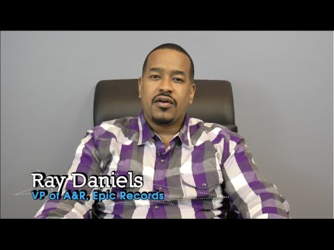 Nice Interview (Ray Daniels, VP of A&R, Epic Records - 07.01.14), pt. 1
