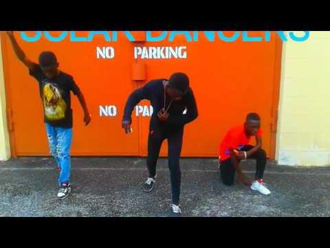 Solar  Dancers dance 2 Afro Beta