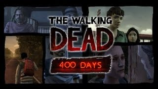 "Moldoveanu Joaca:The Walking Dead:400 days ""We are back"""
