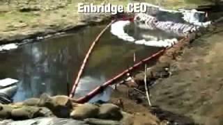 Enbridge Oil Spill 2010 Kalamazoo, MI