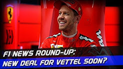 F1 News Round-Up: Vettel's Future, Aero Handicapping Discussed and Possible Season Start in Austria