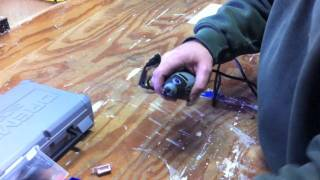 Dremel 3000 Rotary Tool In Action