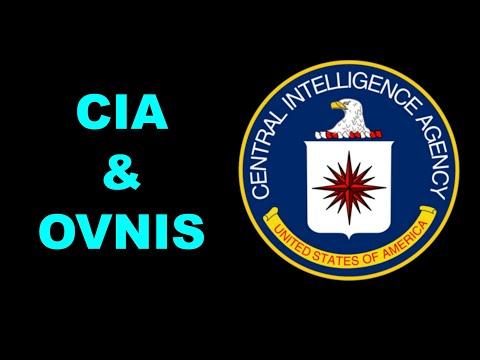 CIA & OVNIS
