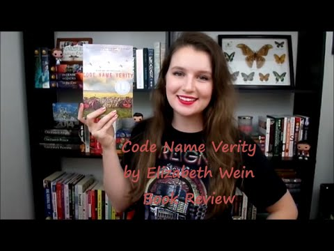 Book Review: Code Name Verity by Elizabeth Wein *NO SPOILERS*