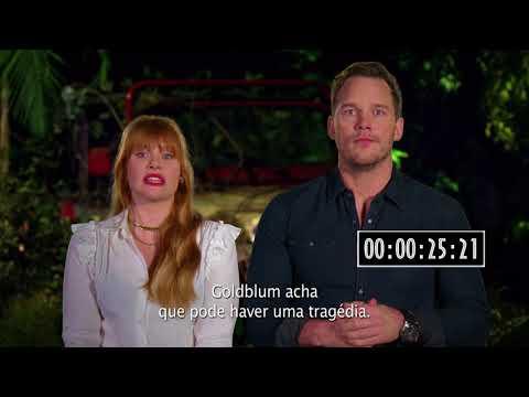Jurassic World: Reino Ameaçado - Jurassic Park em 60 Segundos