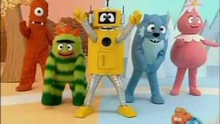 Yo Gabba Gabba - Hold Still