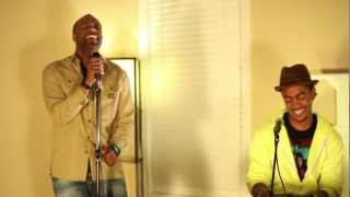 VASHAWN MITCHELL NOBODY GREATER MEDLEY (COVER) - @RUDY_CURRENCE FEAT. @VASHAWNMITCHELL