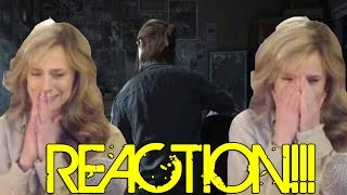 THE LAST OF US 2 MAKES MY MOM CRY!!! THE LAST OF US 2 PSX TRAILER REACTION!