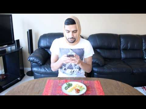 ZaidAliT - How girls take pictures of their food..