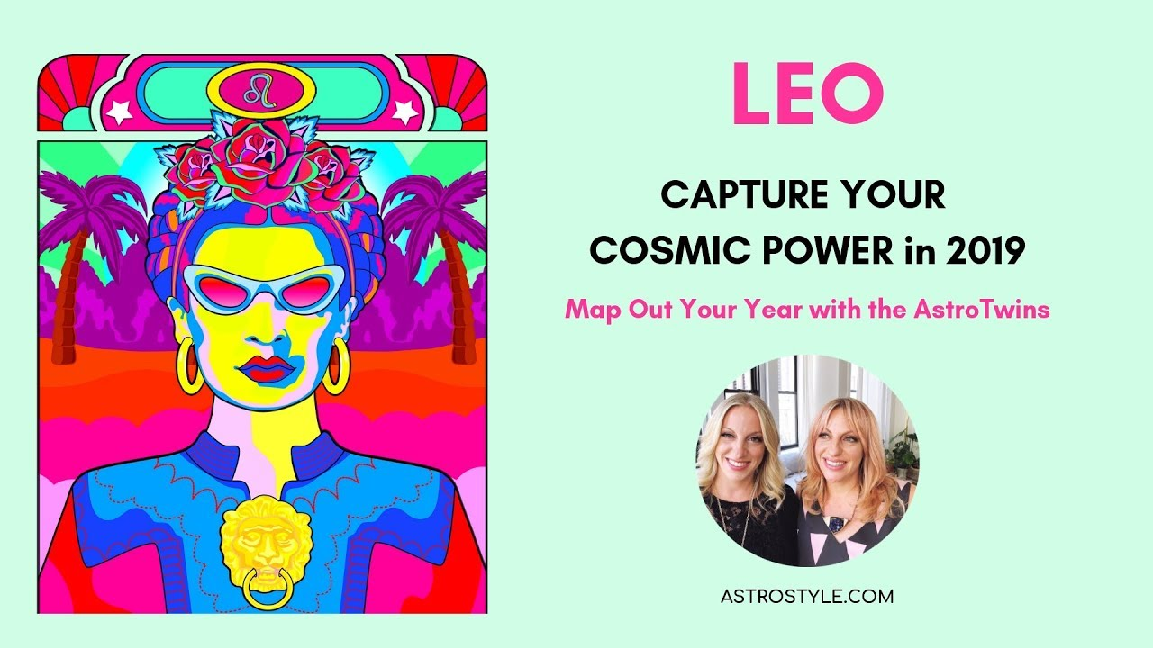 leo horoscope today astrotwins