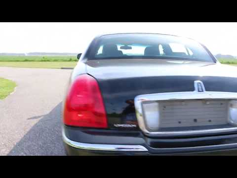 REVIEW OF 2011 Lincoln Town Car Executive L Series~Great For Livery!