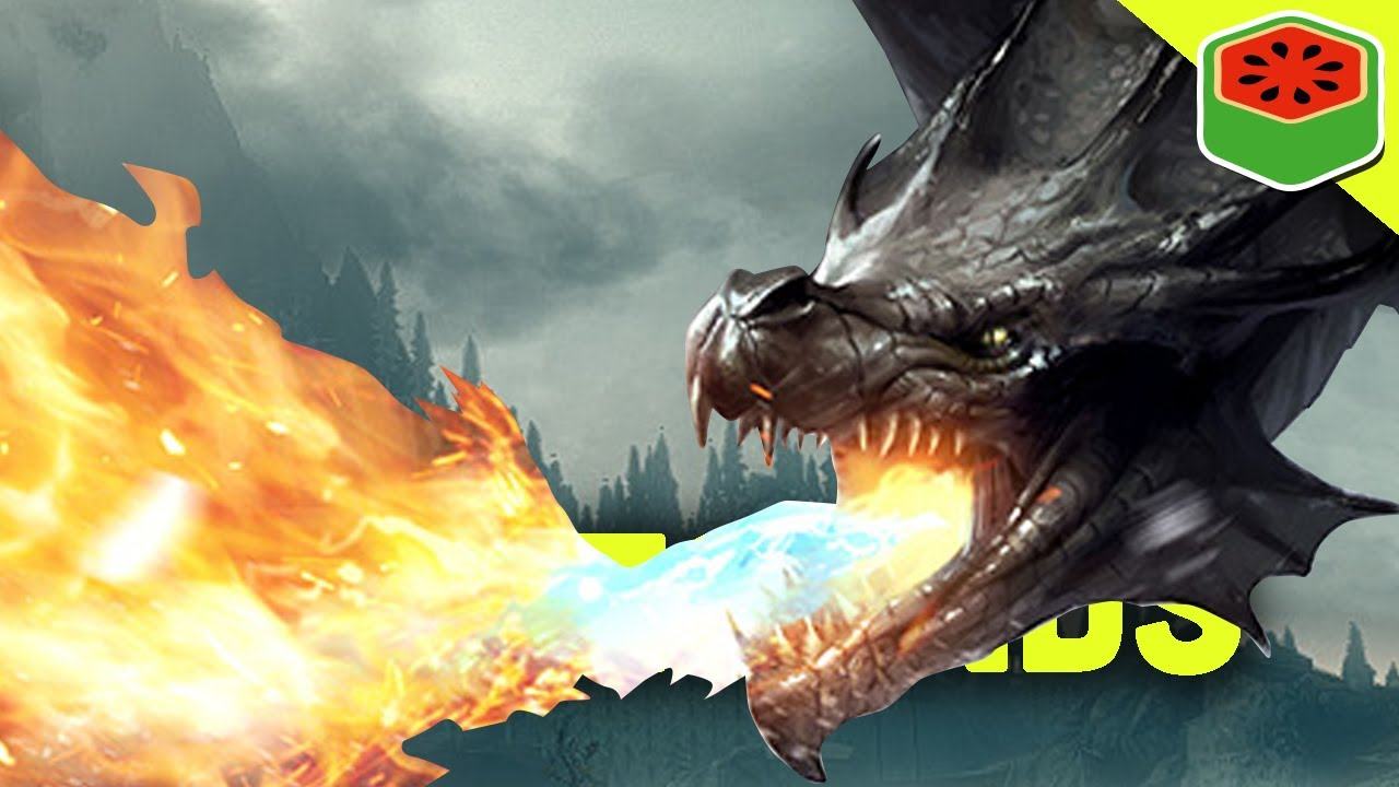 DRAGONBORN!   The Elder Scrolls: Legends (Heroes of Skyrim)