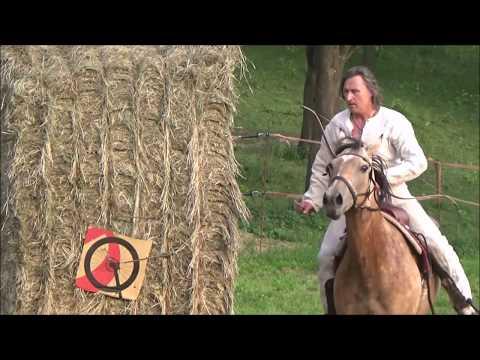 Native American Horse archery versus turkisch archery