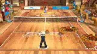 Fantasy Tennis Game Video