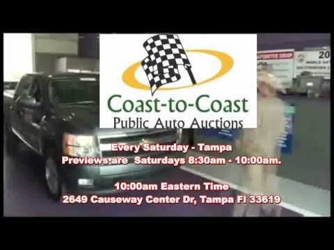Coast To Coast Auto Auctions