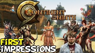 "Continent Of The Ninth Seal First Impressions ""Is It Worth Playing?"""