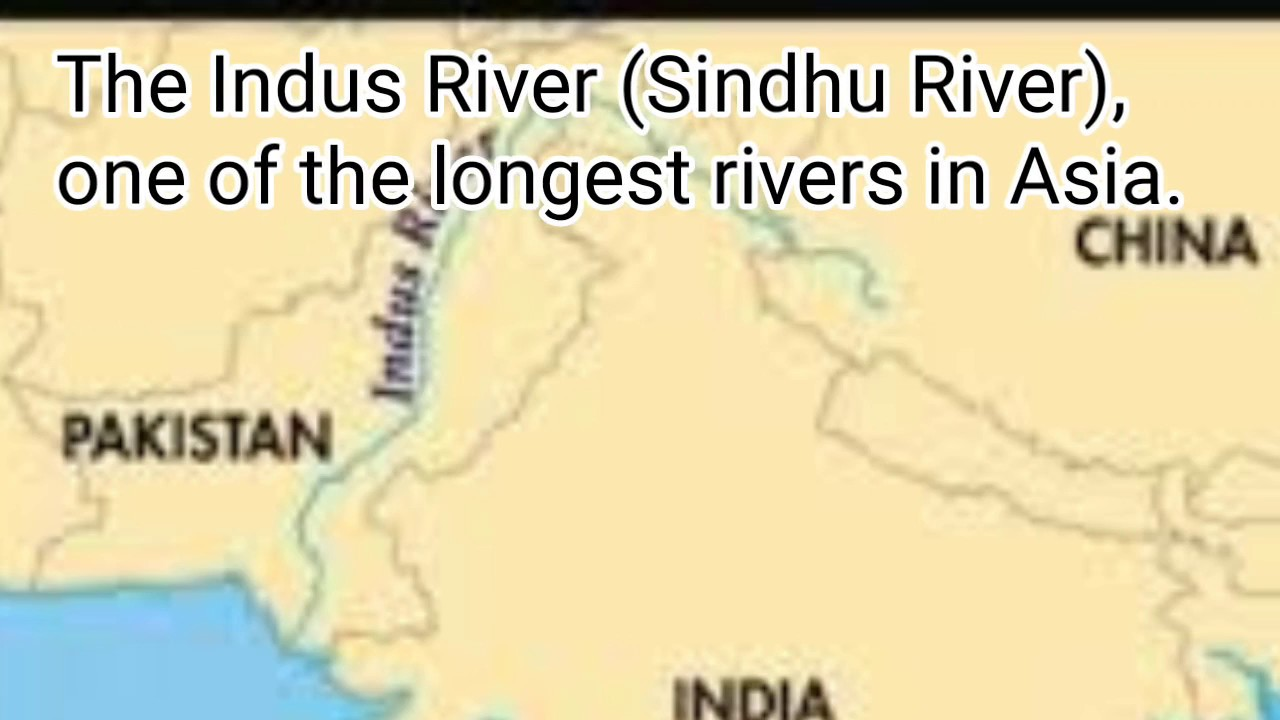 Indias Top Biggest River YouTube - 5 largest rivers
