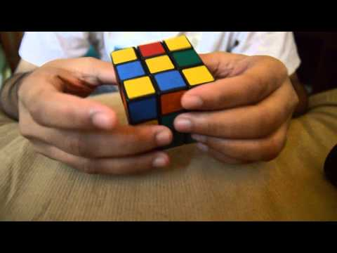 Solving 3x3 Rubik's Cube In 2 Minutes