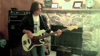 """Brian Weaver- """"Another One Bites The Dust""""- Bass Audition"""