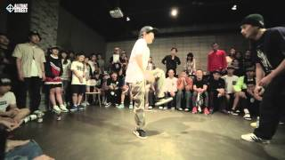 Yeorin vs Popkun / Final Battle / Sway On The Beat Vol.1 / Allthatstreet